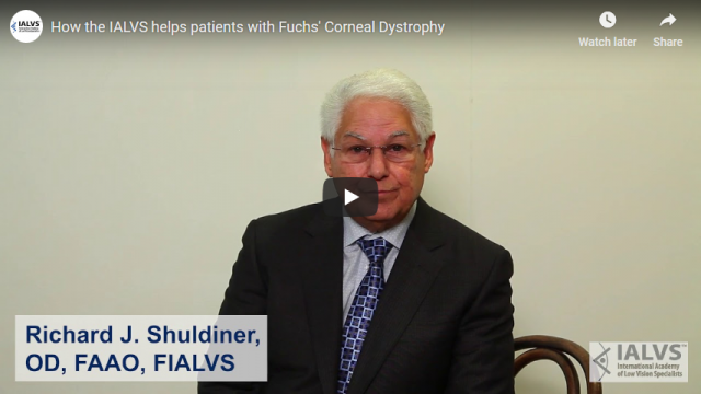Screenshot 2019 03 30 How the IALVS helps patients with Fuchs Corneal Dystrophy YouTube
